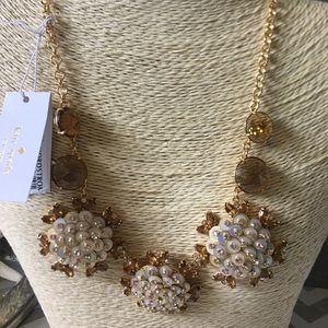 kate spade new york, Gold-Tone Necklace